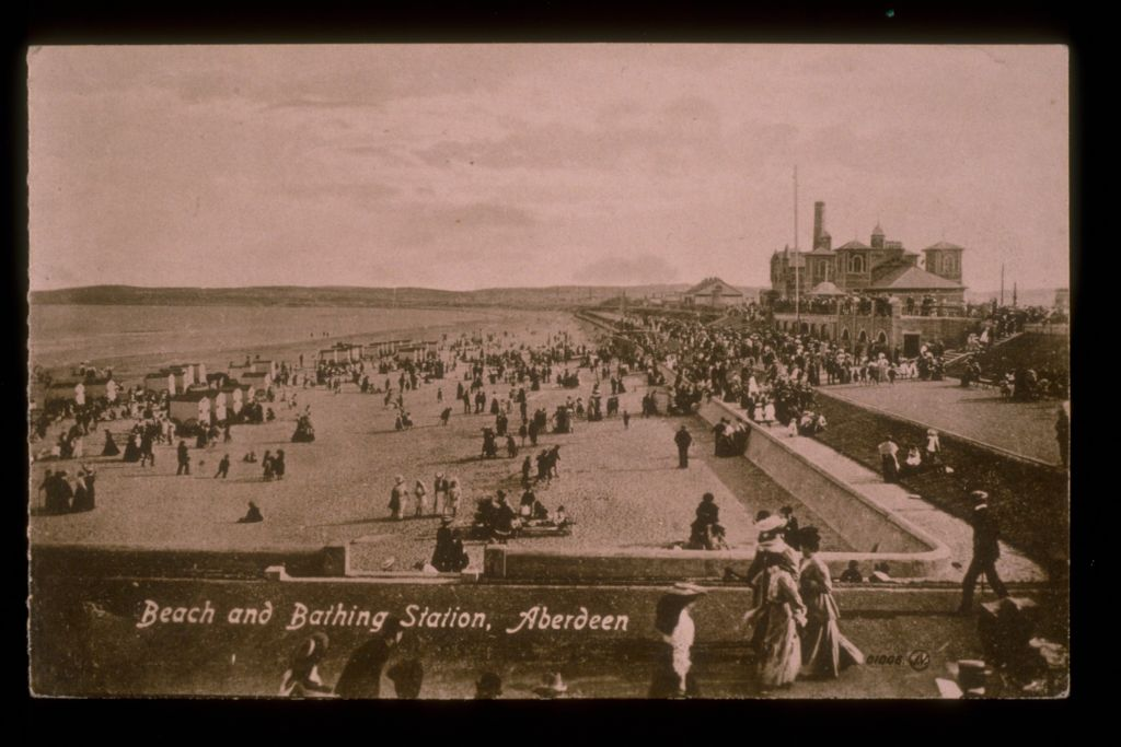 Bathing Station, Aberdeen.