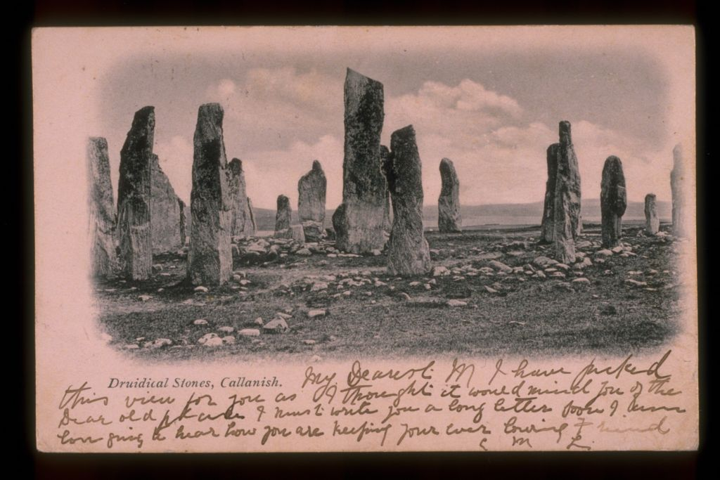Druidical Stones, Callanish.