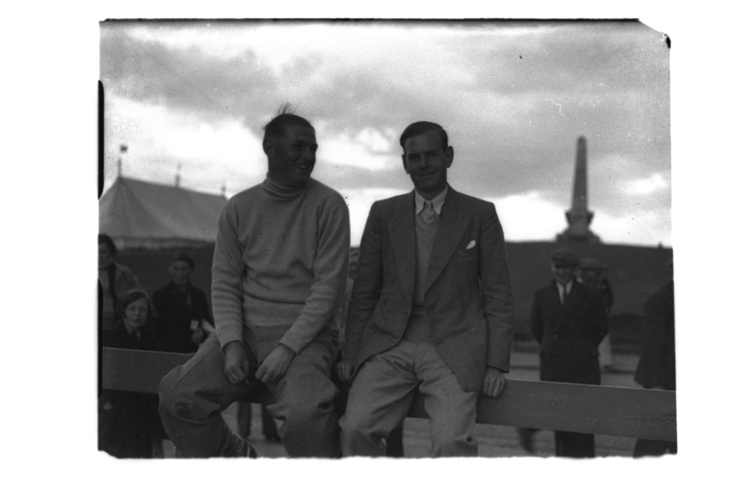 Jim Ferrier and Hector Thomson.