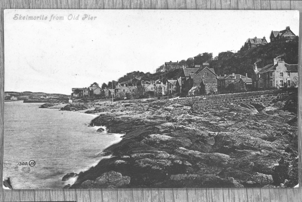 Skelmorlie from Old Pier.