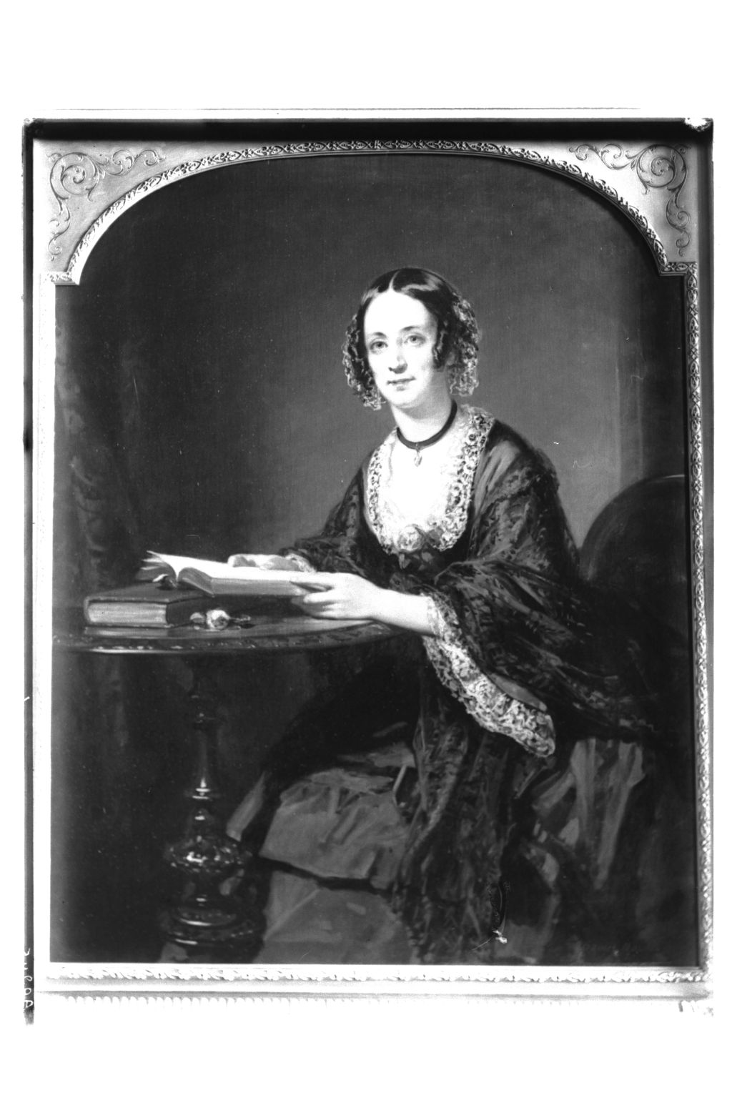 Mrs Gilmour gr.m. (grandmother).