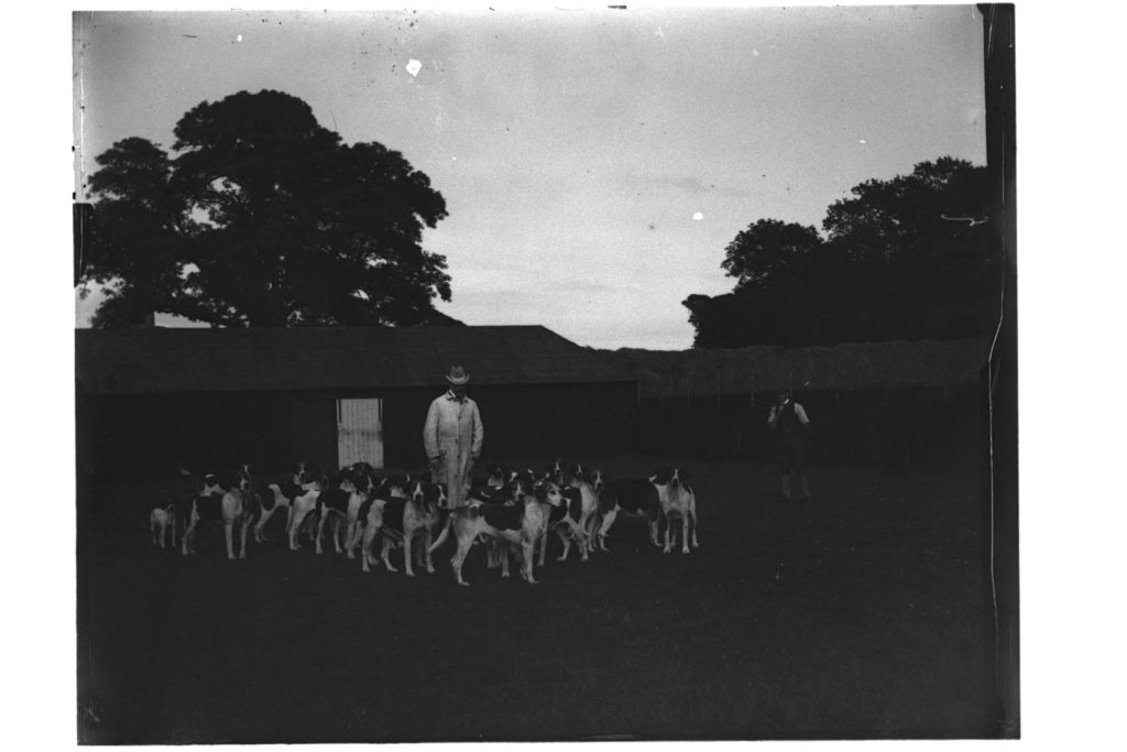 [Fife Hounds] Puppy Show. [Montrave].