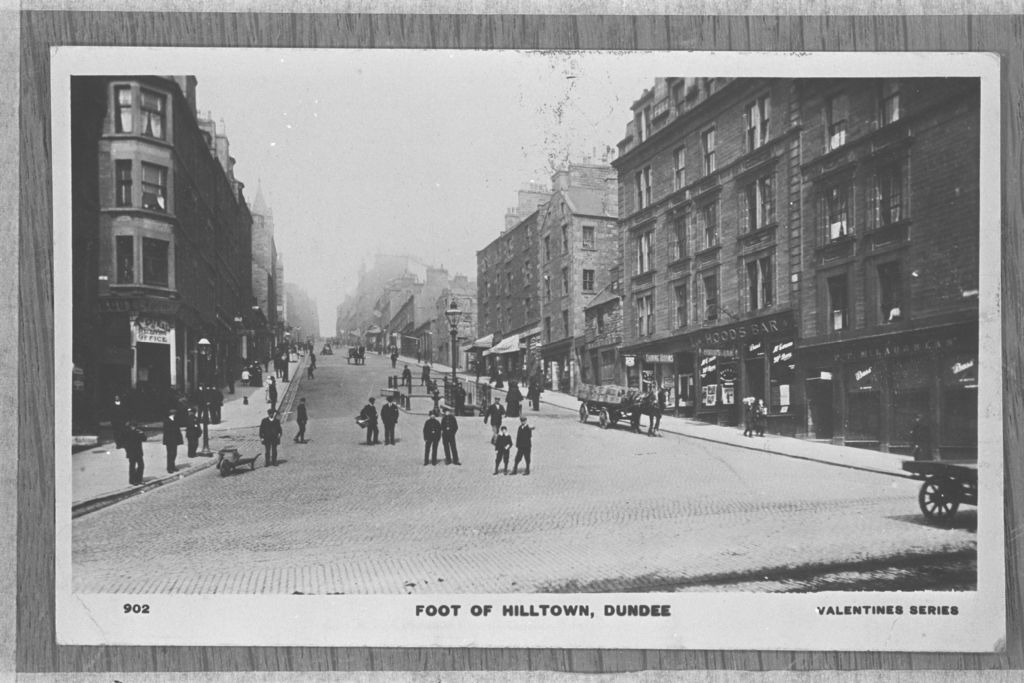 Foot of Hilltown, Dundee.