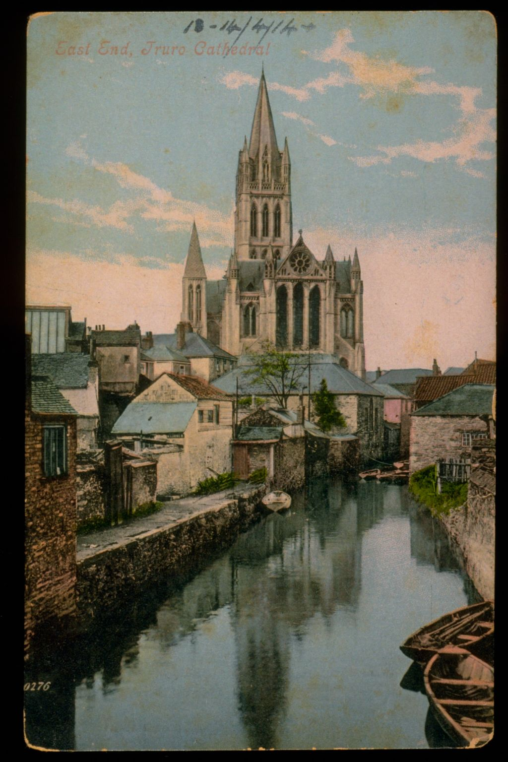 East End, Truro Cathedral.