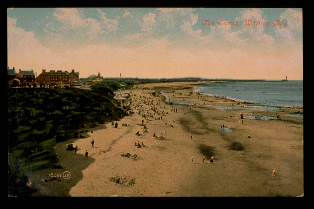 The Sands, Whitley Bay.