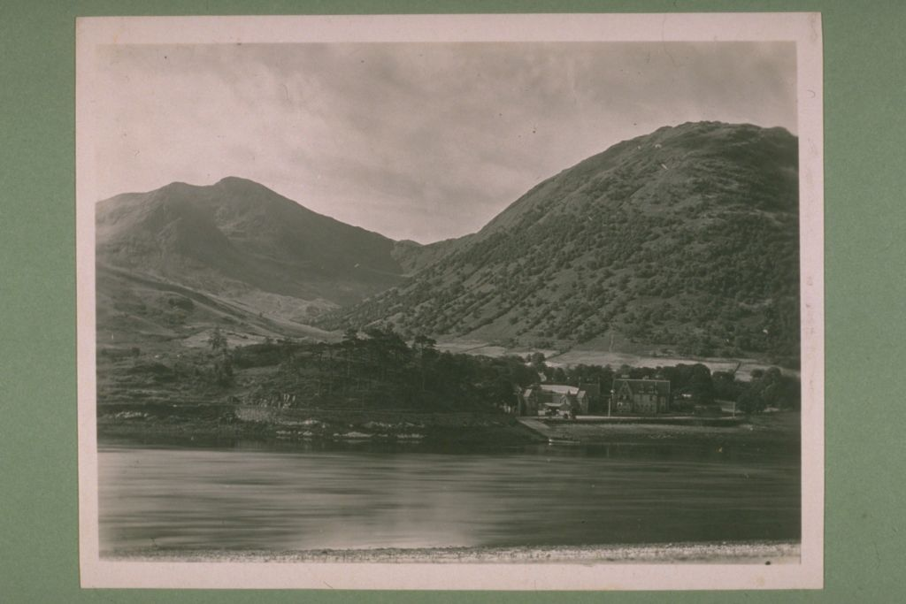 Ballachulish from South.