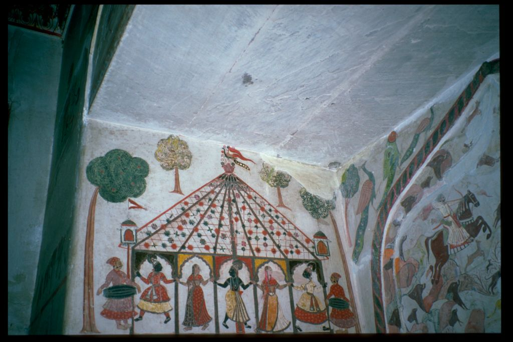 Wall Painting [Bhopal].