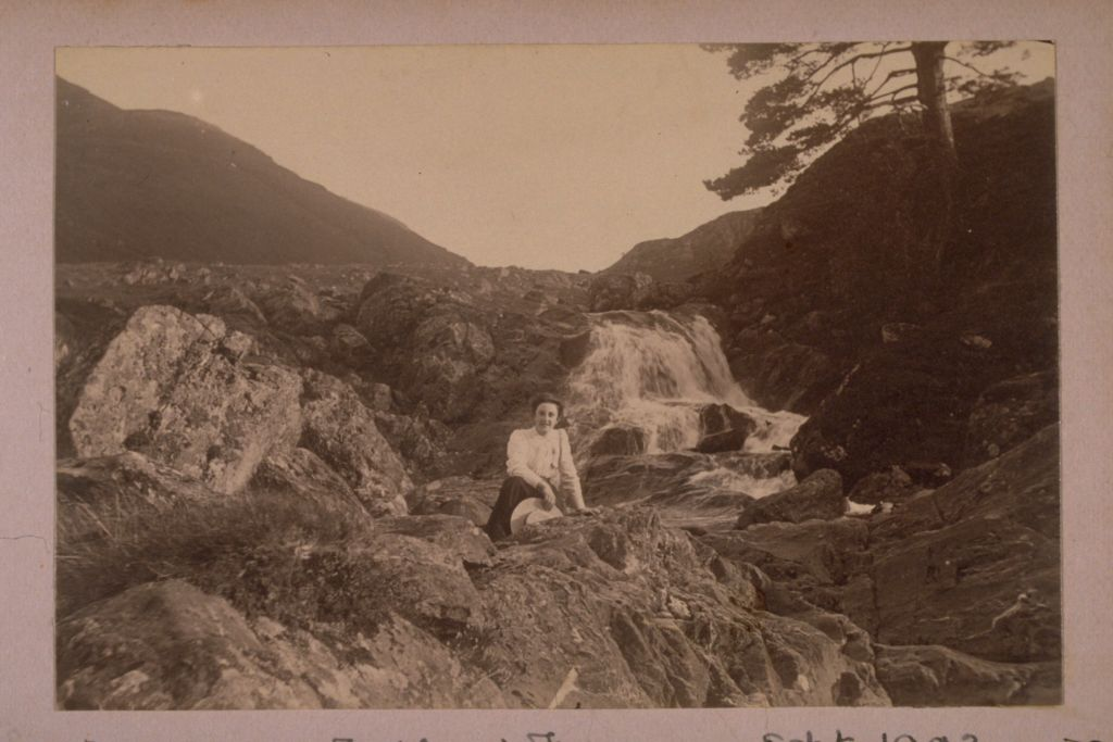 Steggall Photographic Album of Loch Ern, [and] Loch Mare.