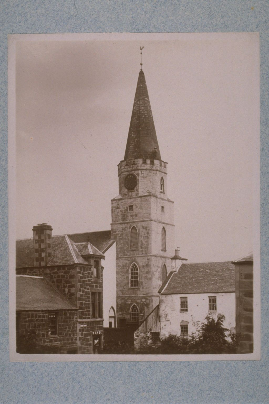 Comrie Church.