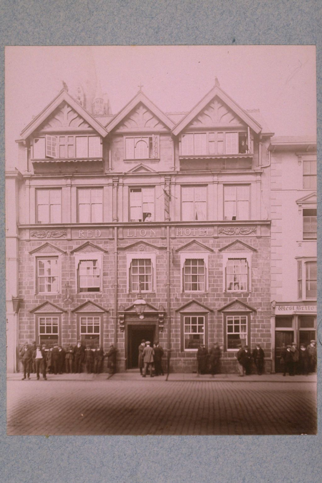Red Lion Hotel, Truro.