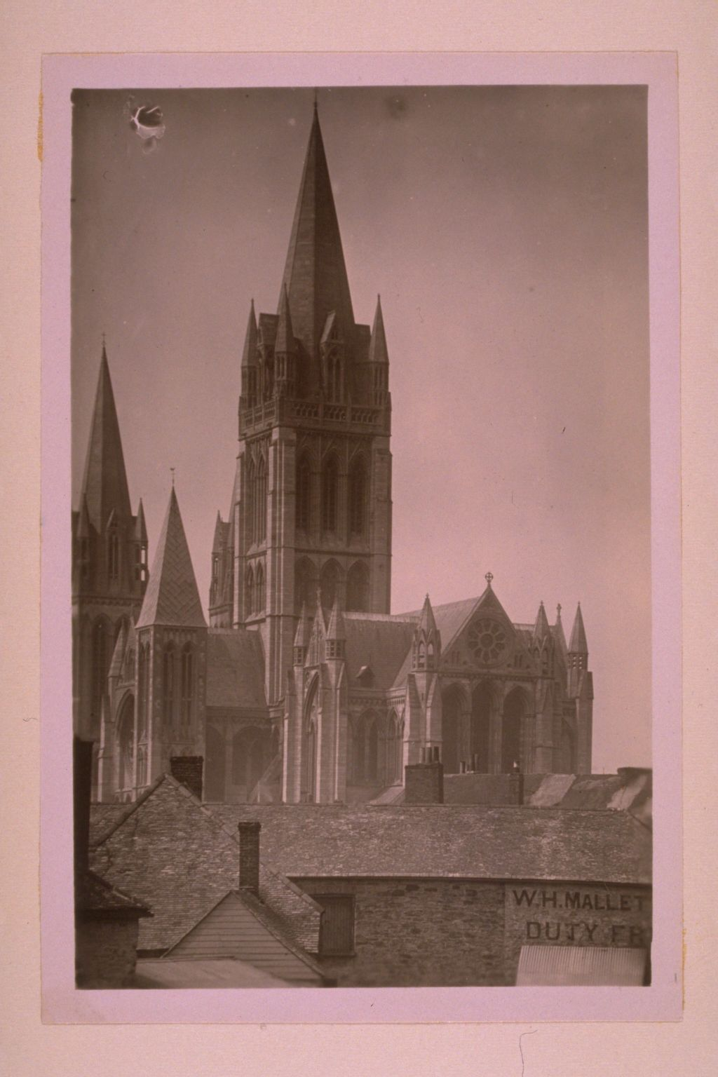 Truro [Cathedral].