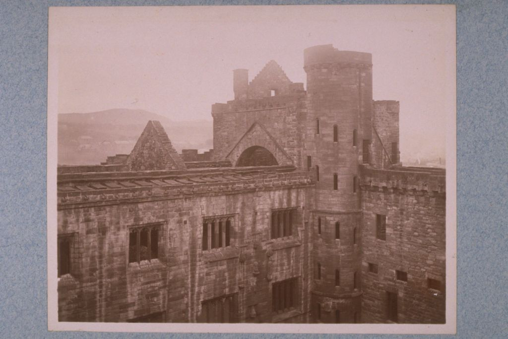 Untitled. [Linlithgow Palace.]