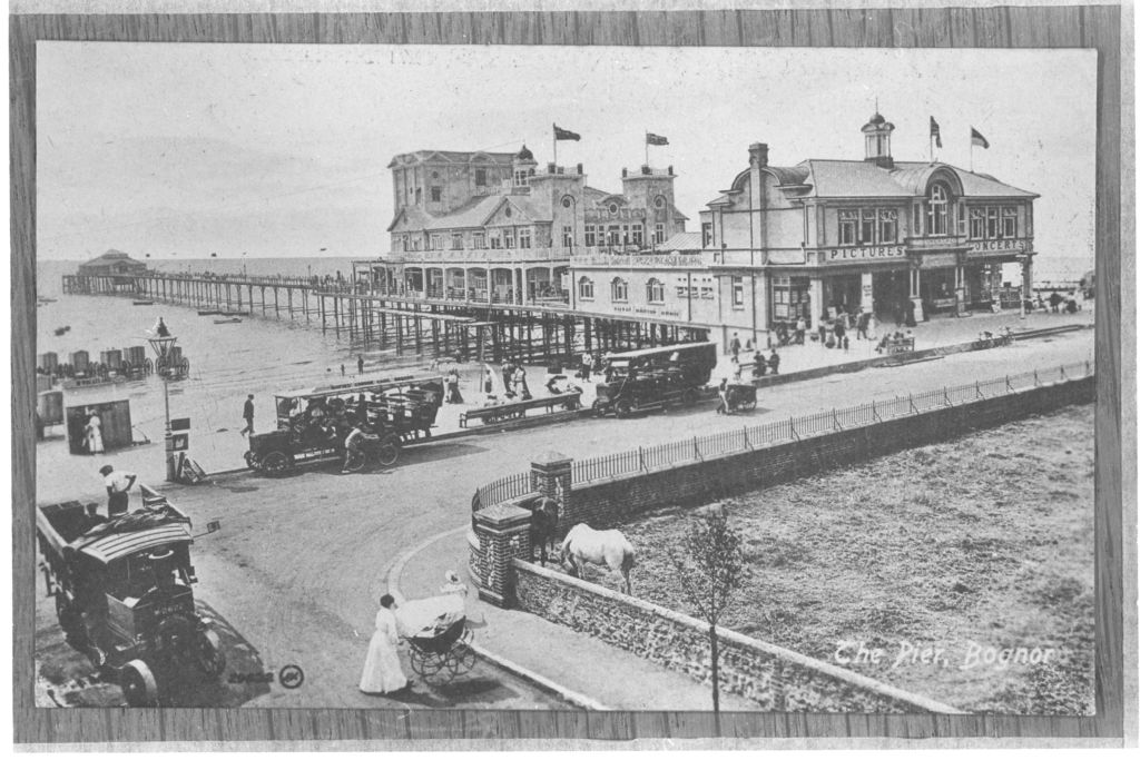The Pier, Bognor.
