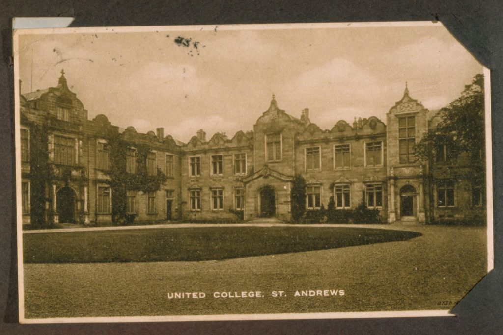 United College, St Andrews.