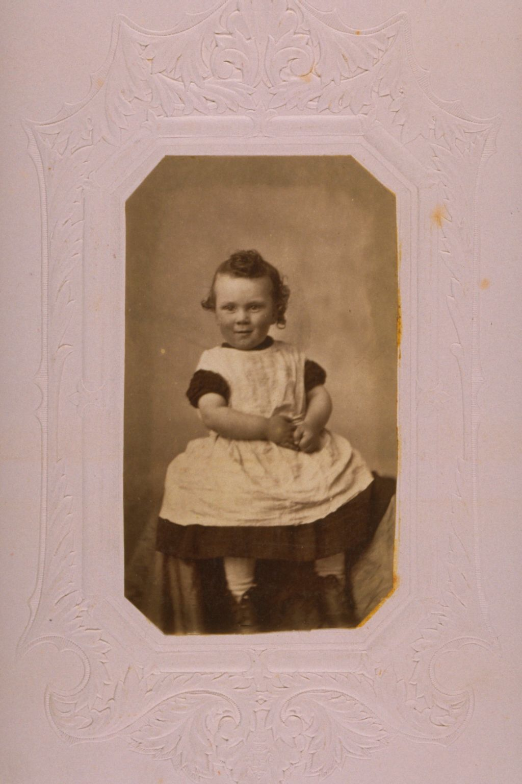 [Unidentified infant].