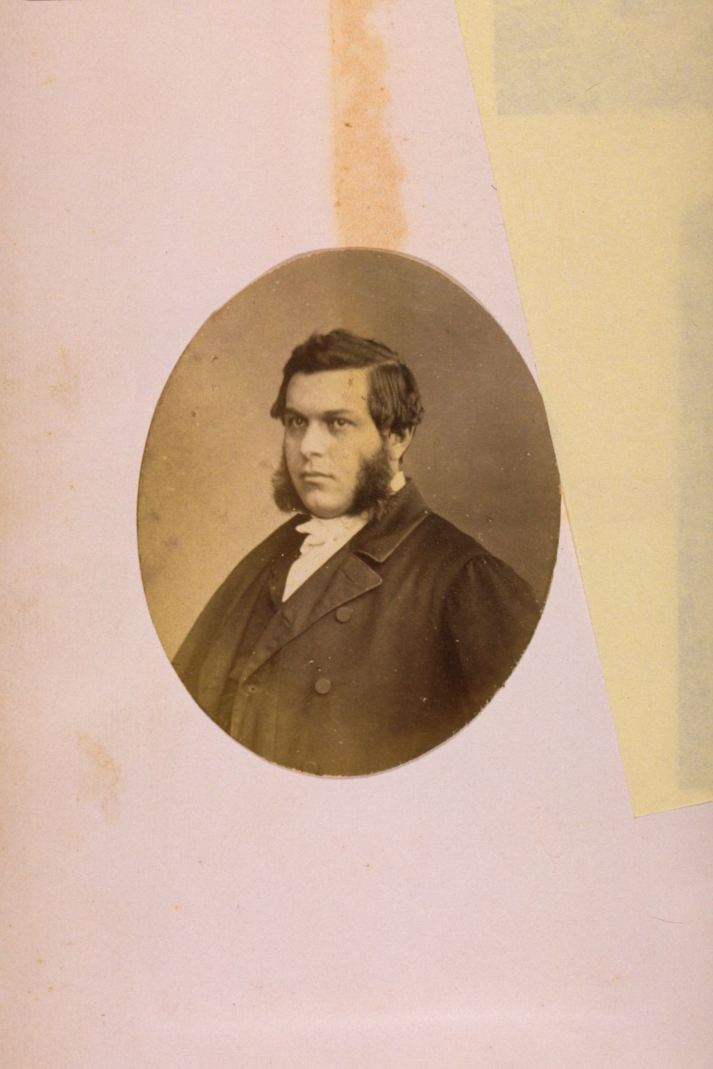 [Unidentified man].