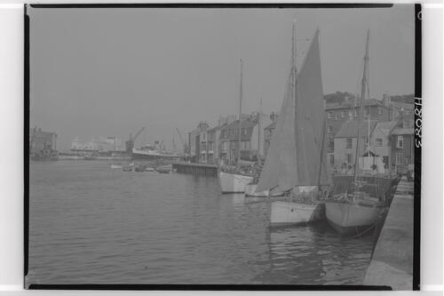 The Harbour, Weymouth.
