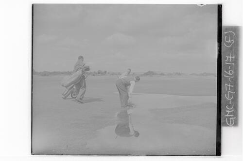 The Open Championship, 1955.