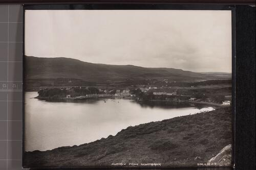 Portree from Scorybreck.