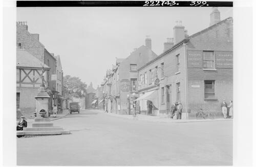 Parkgate. High Street, Neston,