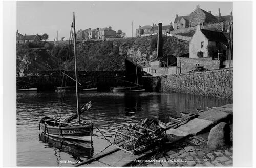 The Harbour, Crail.
