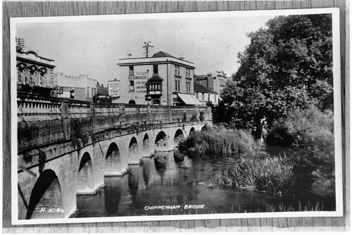 Chippenham Bridge.