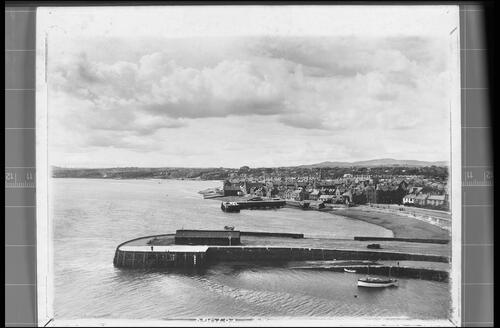 West Ferry and Harbour, Broughty Ferry.