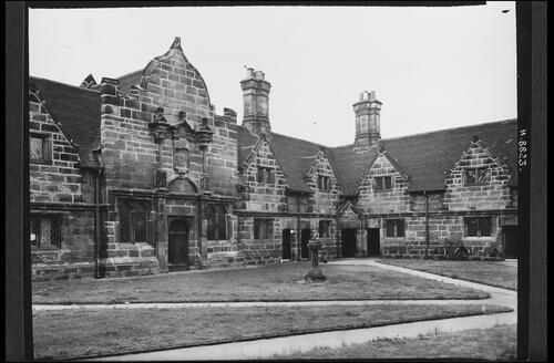 The Old College, Stafford.