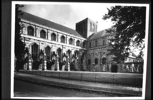 The Cathedral, Winchester.