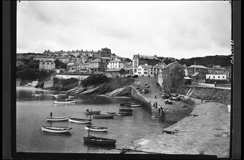Harbour from the Pier, New Quay.