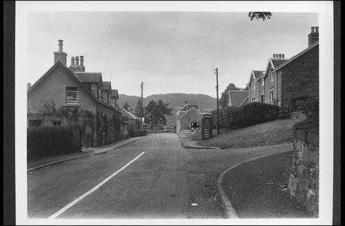 The Village,Taynuilt, Argyll.