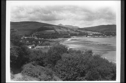 Lamlash from Cordon.