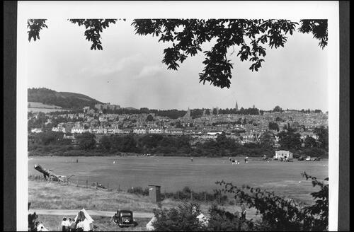 Crieff from South-West.