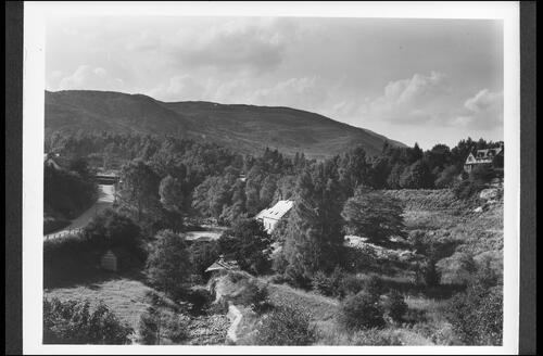 The Gynack Valley, Kingussie.