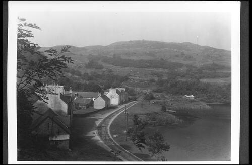 Bellanoch on the Crinan Canal, Argyll.