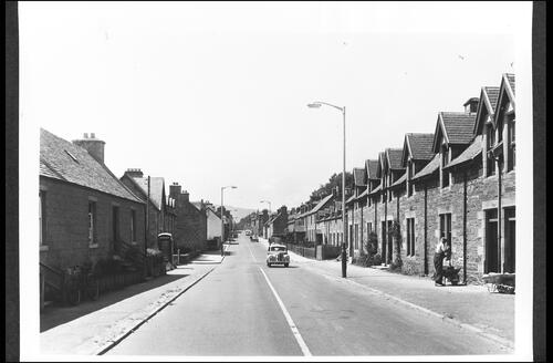 Main Street, Kingussie.