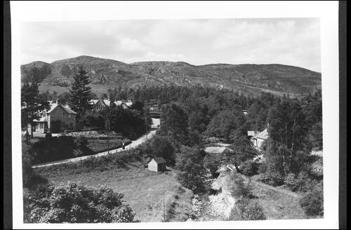 Gynack Road, Kingussie.