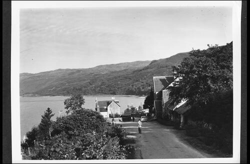 Strome Ferry and Hotel.