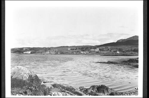 Arisaig from the Rhu Road.