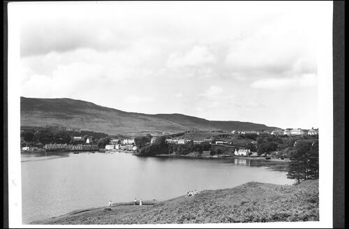 Portree, Skye from Scorybreck.