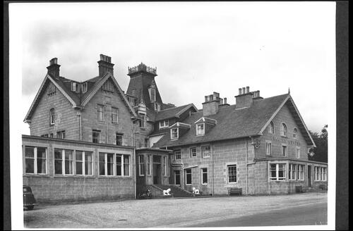 Duke of Gordon, Kingussie.