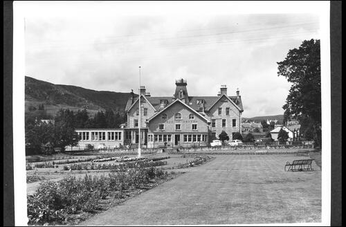 Duke of Gordon Hotel, Kingussie.