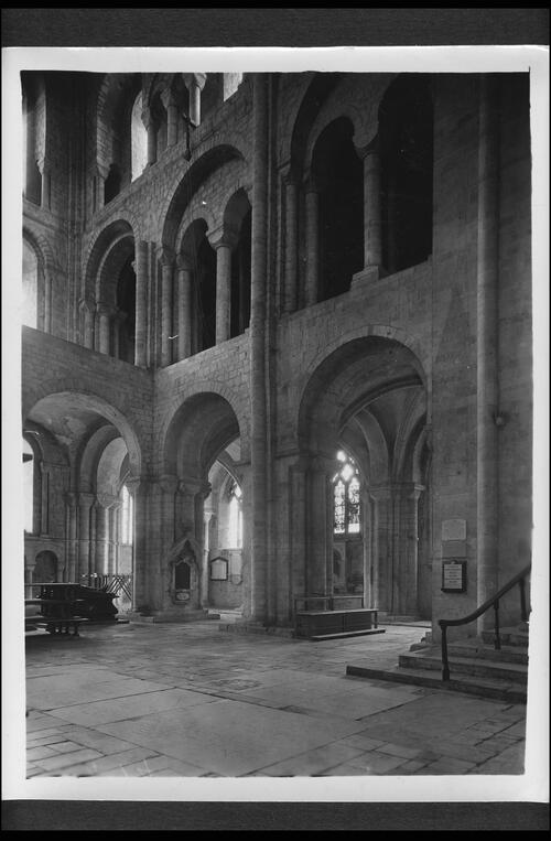 N Transept, Winchester Cathedral