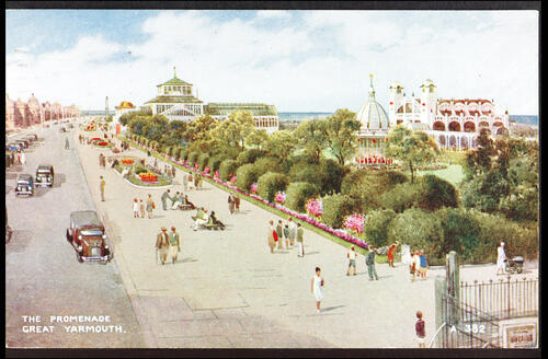 The Promenade, Great Yarmouth.
