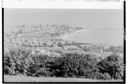 Rhos-on-Sea from Upper Bae Colwyn (Colwyn Bay).