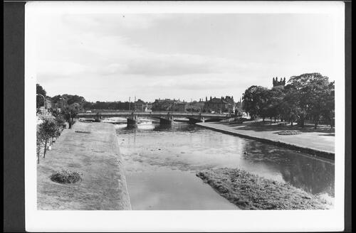 River and Bridge, Musselburgh.