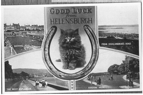 Good Luck from Helensburgh.
