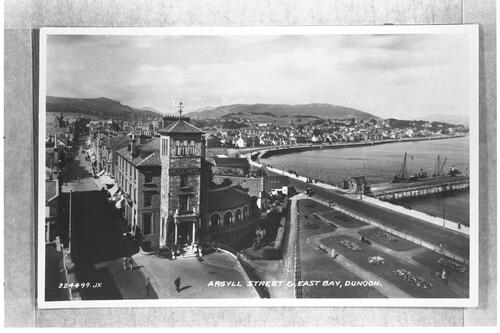 Argyll Street & East Bay, Dunoon