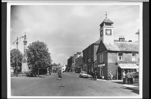 High Street, Moffat.