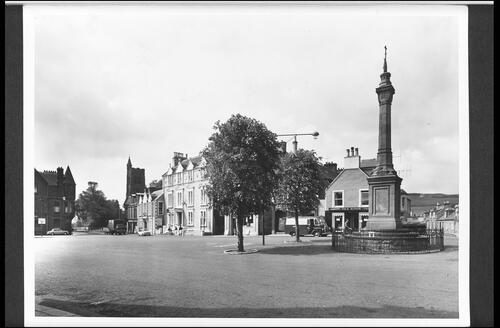 War Memorial, Moffat.